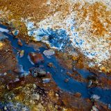 Colours of Iceland: Geothermal Soil