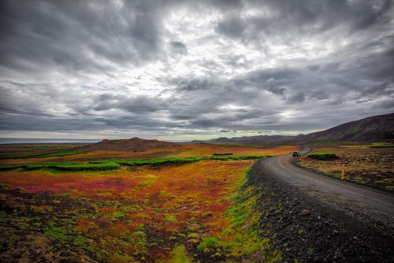 Colours of Iceland: Road of Colours