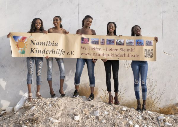 Models for Namibia Kinderhilfe