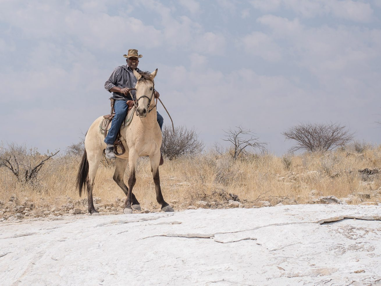 Faller & His Horse