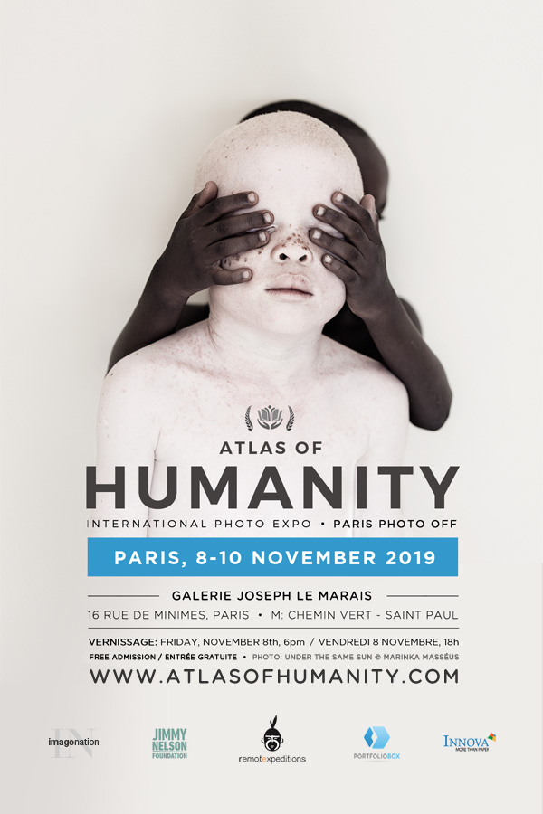 Atlas of Humanity / Paris Photo Off 2019