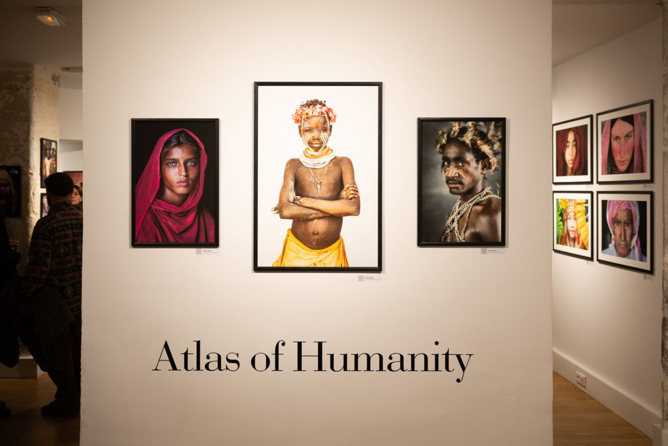 Atlas of Humanity