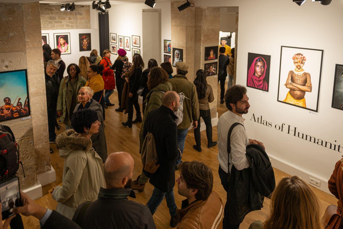 Atlas of Humanity / Paris Photo Off 2019 / Galerie Joseph Le Marais